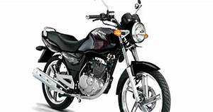 Suzuki Thunder 125 Specification
