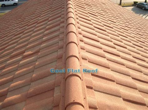 style roof tile colours