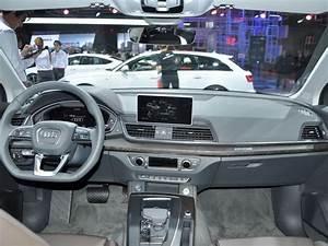 Audi Q5 Interieur : premi res images officielles de la seconde g n ration de l 39 audi q5 audi q5 int rieur mondial ~ Voncanada.com Idées de Décoration