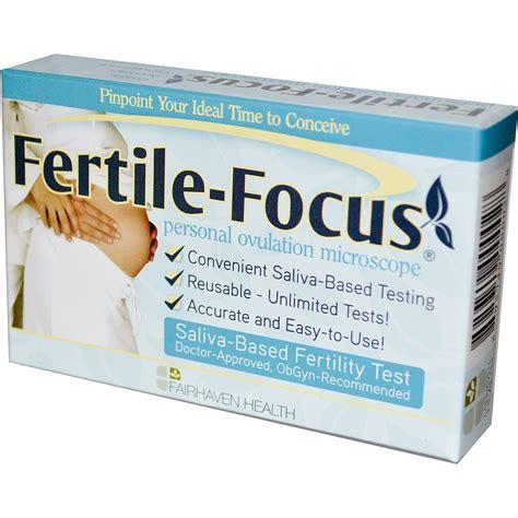 Fairhaven Health Fertile Focus 1 Personal Ovulation