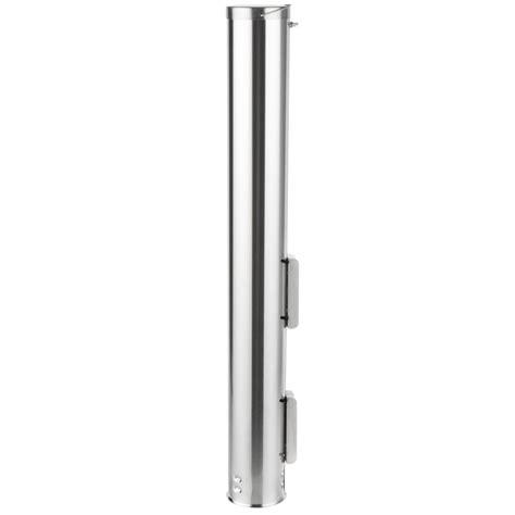 dispense plc vollrath plc 1 4 6 oz stainless steel gravity pull