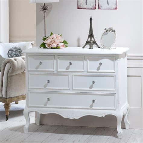 white vintage furniture elise white range melody maison