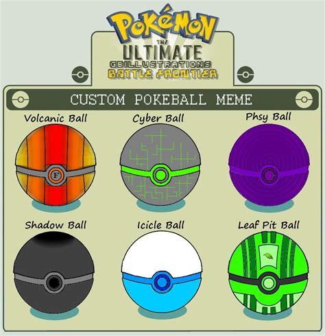 Pokeball Meme - custom pokeball meme by shakeyknight on deviantart