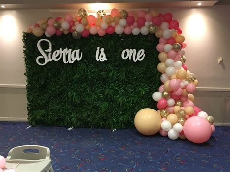balloon organic arch  balloons