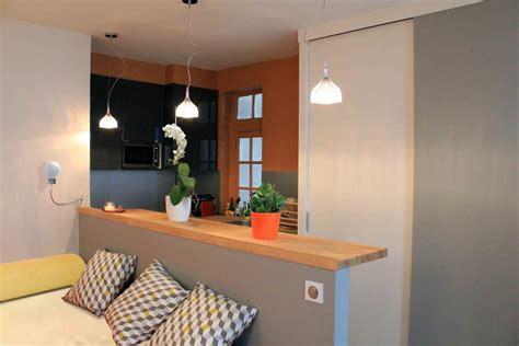 amenagement cuisine studio montagne amenagement petit espace studio dans le quartier du marais