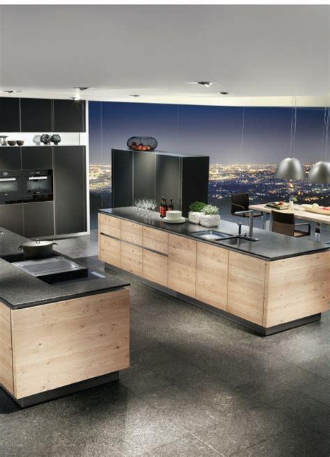 6 Einrichtungsideen Und Küchenbilder Für Moderne Holz