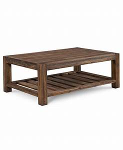 Avondale coffee table only at macy39s furniture macy39s for Avondale coffee table