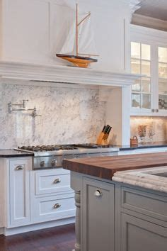 Marble And Butcher Block Countertops by Kitchen Cda On Farmhouse Sinks White Kitchens