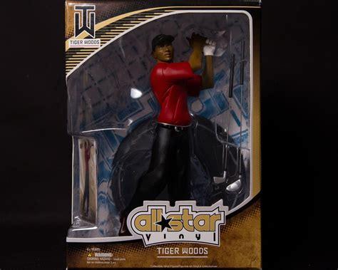 Tiger Woods - Golfer, PGA   Tiger woods, Action figures ...