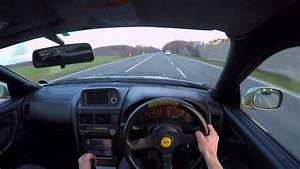 1999 Nissan Skyline Gtr R34 Vspec    Pov    Acceleration