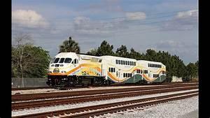 Sunrail Test Trains - Friday April 4  2014