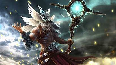 Sorcerer Epic Battle Wallpapers Powerful Hybrid Walldevil