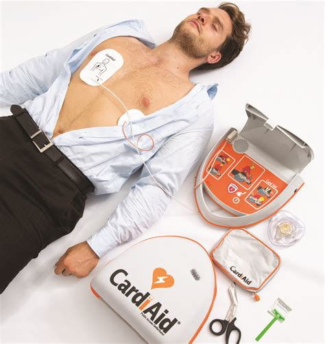 Cardiac Chair by Hsm Easy To Use Aed