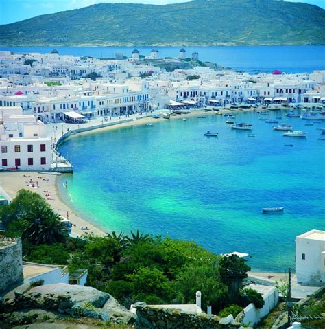 Mykonos Greece Vacation Packages Vacations In Greece