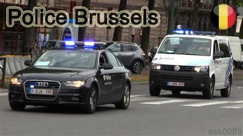 police bruxellespolitie brussel collection