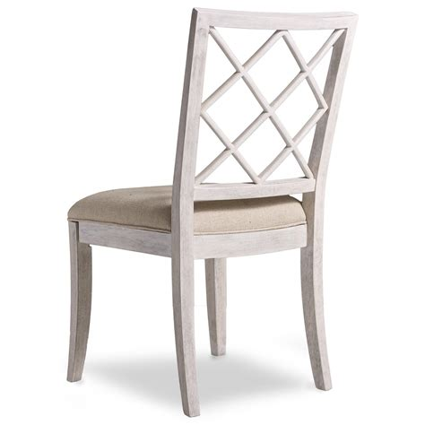 x back dining chair furniture sunset point upholstered x back side 1679
