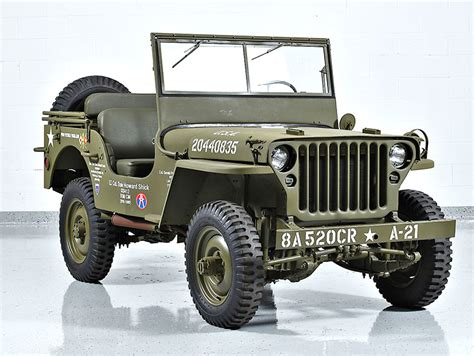 first jeep ever made jeep the original 4wd vehicle