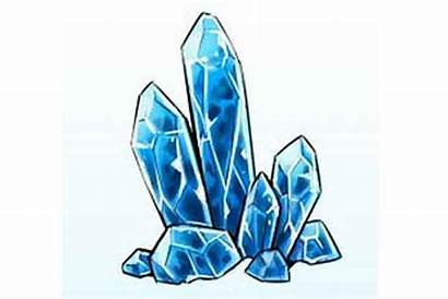 Crystal Drawing Step Easy Ice Cluster Realistic
