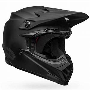 Casque De Moto : casque moto cross bell moto 9 mips matte black ixtem ~ Medecine-chirurgie-esthetiques.com Avis de Voitures