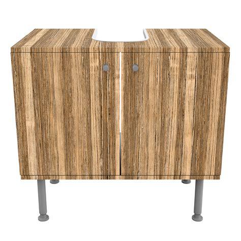 Badezimmer Waschbeckenunterschrank Holz by Waschbeckenunterschrank Holz