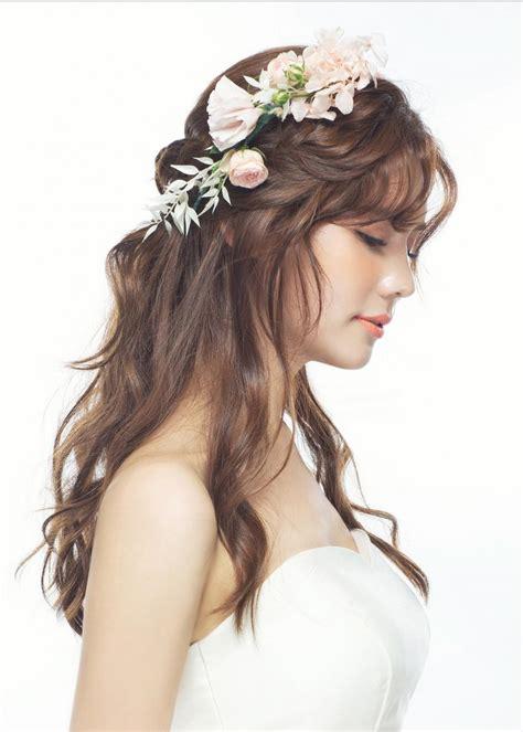 oblige korean bridal hair makeup salons onethreeonefour