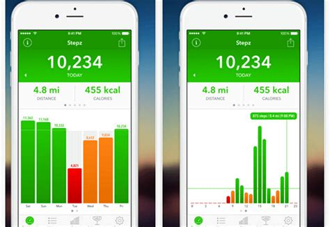 best 5 free pedometer apps for iphone unlockboot