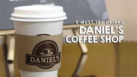 And you'd like to say hello—please feel free. Daniels Coffee Shop's FIVE must try Drinks | Nognog in the City