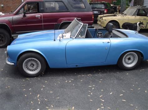 1967 Datsun Roadster by Datsun Roadster Convertible 1600 1967 1969