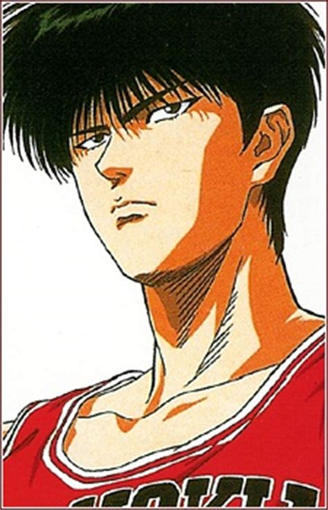 slam dunk review characters