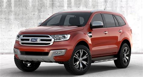 2018 Ford Everest Philippines Image Autos Weblog