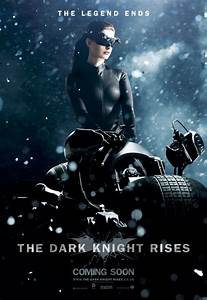 THE DARK KNIGHT RISES Secret Catwoman Poster | Collider