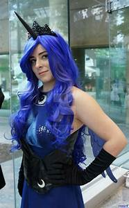 MLP: Princess Luna Close-Up by TresWildCosplay on DeviantArt