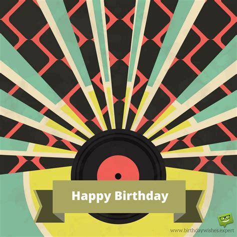 Birthday Wishes Musician Happy