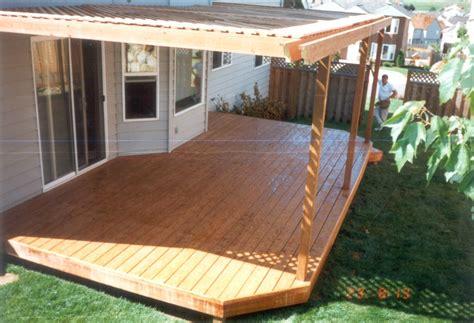 george  gabe decks railings  benches