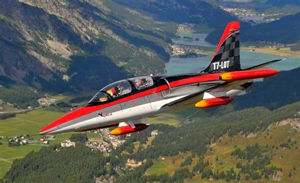 Jet Flight With A Frecce Tricolori Pilot In Italy, Close