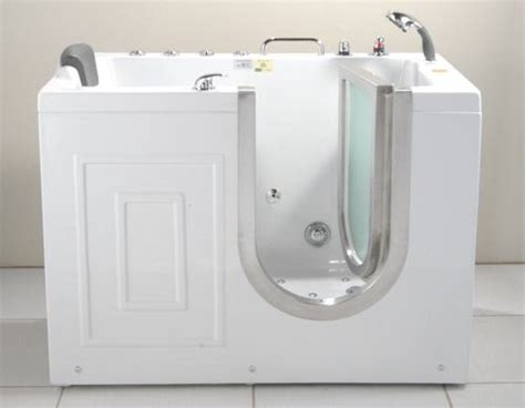 How Much To Replace A Tub by Cost To Install A Walk In Tub Estimates And Prices At Fixr