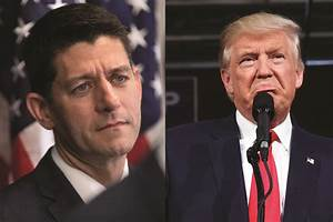 Donald Trump: Maybe Paul Ryan Wants to Be President ...