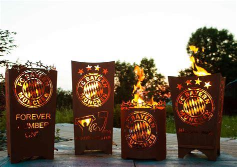 Feuerkorb Mit Namen by Offizieller Feuerkorb Des Fc Bayern F 252 R Ihre Fu 223 Ballparty