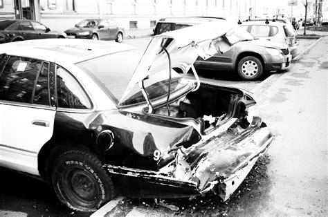 stock photo  broken car