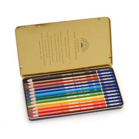 premium colored pencils fantasia premium colored pencil set 12 pieces