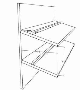 PDF Plans Slanted Shoe Shelf Plans Download plans building