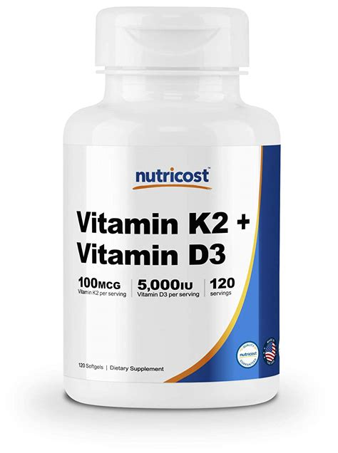 Vitamin d3 is generally obtained from lamb's wool for use in supplements. Best Vitamin K2 Vitamin D3 Ratio - Your Best Life