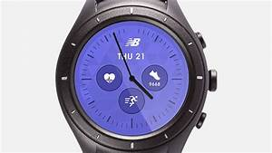 New Balance Runiq Guide  An Android Wear Smartwatch For