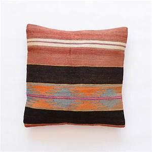 Housse De Coussin 40x40 Pas Cher : kilim rug pillow cover 16 x16 40x40cm 019 pillow ~ Teatrodelosmanantiales.com Idées de Décoration