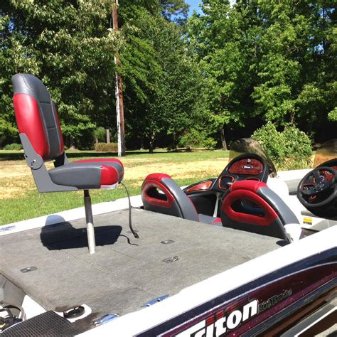 Triton Boat Bench Seat by Bass Boat Seats Complete Bass Boat Seat Interior