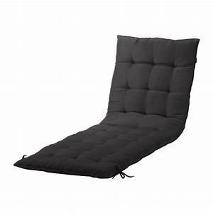 Coussin Bain De Soleil Ikea : h ll coussin chaise longue noir jardin pinterest bain de soleil ikea coussin chaise ~ Teatrodelosmanantiales.com Idées de Décoration