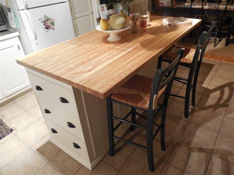comptoir de cuisine en bois réalisations menuiserie dubois