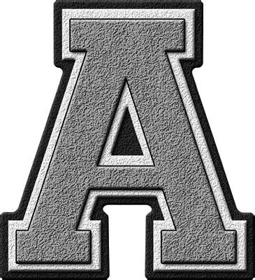 presentation alphabets silver varsity letter k presentation alphabets silver varsity letter a 39324