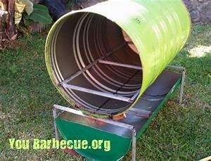 Fabriquer Un Barbecue Avec Un Bidon : faire un four avec un f t you ~ Dallasstarsshop.com Idées de Décoration