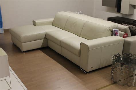 Divano Doimo Sofas Andy Pelle